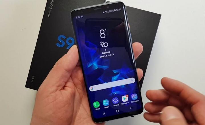 Réparation du Samsung Galaxy S9 – Quelques problèmes courants