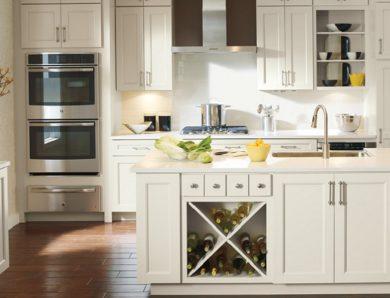 Trois moyens simples pour vous aider à concevoir l'agencement parfait de votre cuisine
